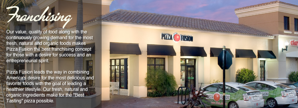 Pizza Fusion Franchising
