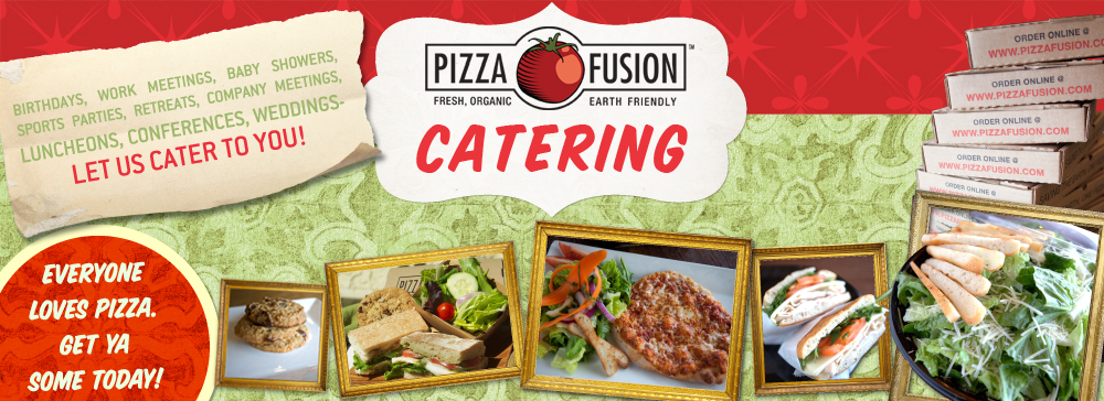 Pizza Fusion Catering