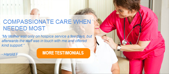 Palliative Hospice Care Dallas TX