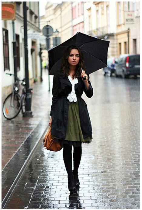 Monsoon fashion gear-rain wear- Haircuts