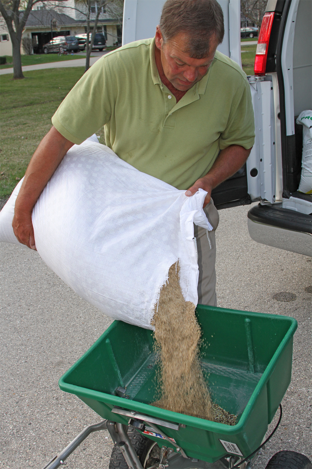 Showpiece Lawns Fertilizer