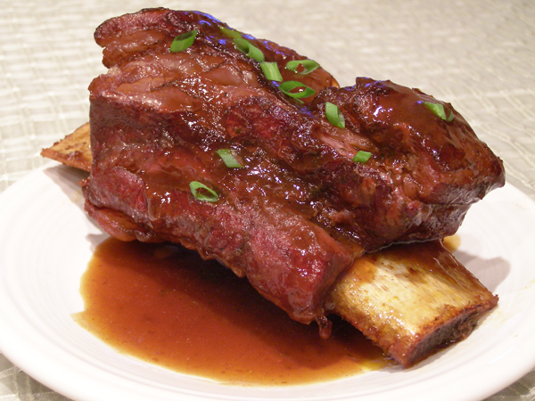 Carl Franklin - Blog - Pressure Cooked Beef Short Ribs