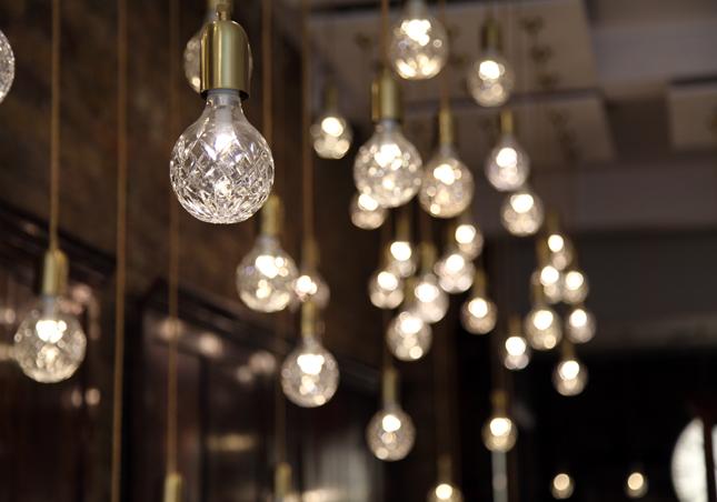 Crystal Bulbs By Lee Broom Blog Sara Lowman Interiors