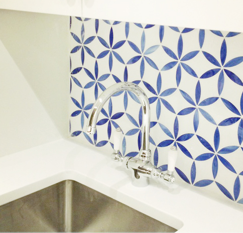 Glass Tiles Waterworks Repose Blog Sara Lowman Interiors