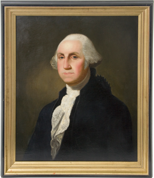 George Washington, after Gilbert Stuart