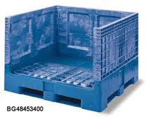 Buckhorn, Buck Horn, Collapsible Bulk Boxes, Collapsible bulk crates,