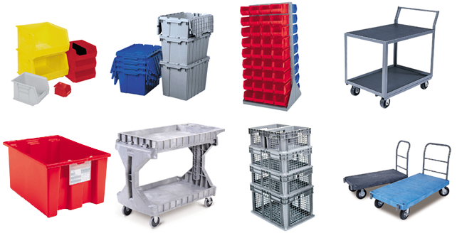 Akro Mils,Design containers, designer containers, akro bins, akro grids, pro karts