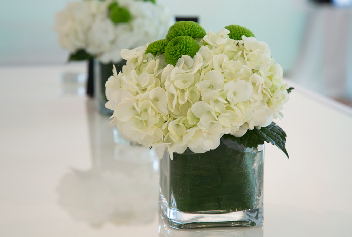 Sweetdesigncompany Treats Sweet Design Company Hydrangea Centerpieces
