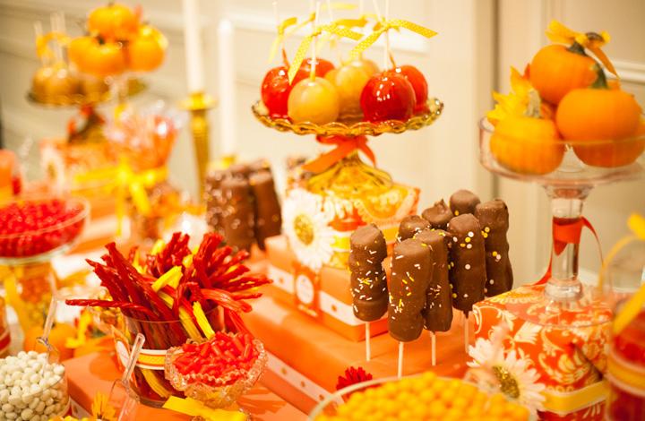 Sweetdesigncompany Treats Sweet Design Company Autumn Wedding Candy Bar