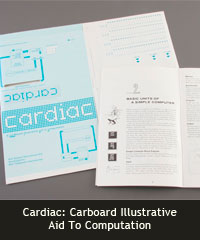 Cardiac: Cardboard Illustrative Aid To Computation