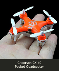 Cheerson CX-10 Pocket Quadcopter