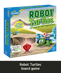 Robot Turtles board game