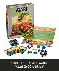 Centipede Board Game (Atari 2600 edition)