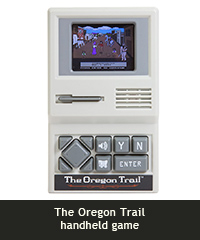 The Oregon Trail (Handheld game)