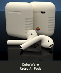 ColorWare Retro AirPods