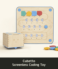 Cubetto: Screenless Coding Toy