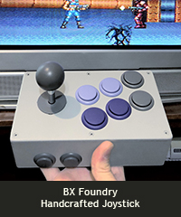 BX Foundry Handcrafted Joystick