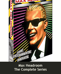 Max Headroom The Complete Series