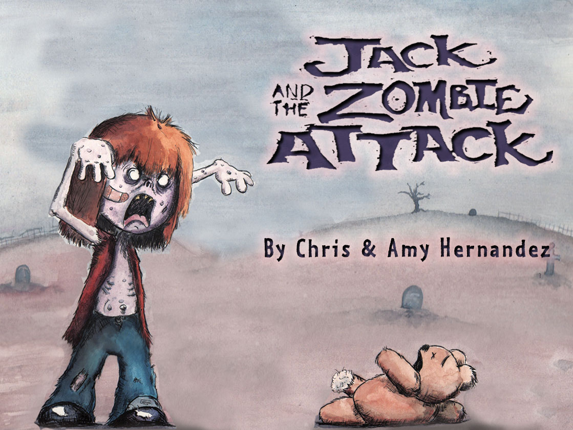 hernandez designs blog jack and the zombie attack