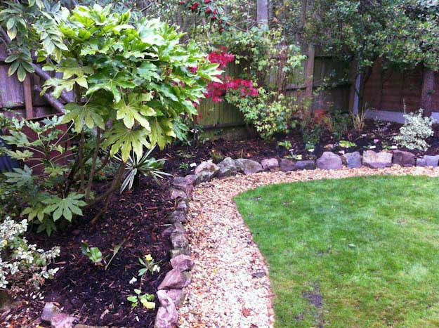Difficult Corner Shrub GARDEN IDEAS AND DESIGN BLOG HORNBY