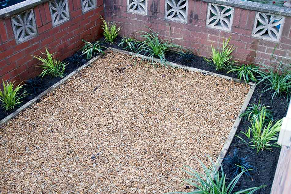 Small front garden ideas uk for Front garden designs uk