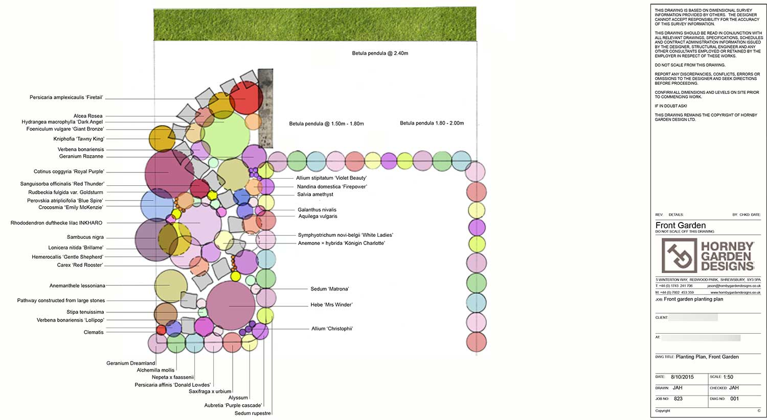 Garden design in ludlow garden designs for small gardens for Garden design examples