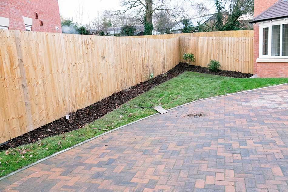 Herbaceous Borders in a Front Garden Hornby Garden Designs
