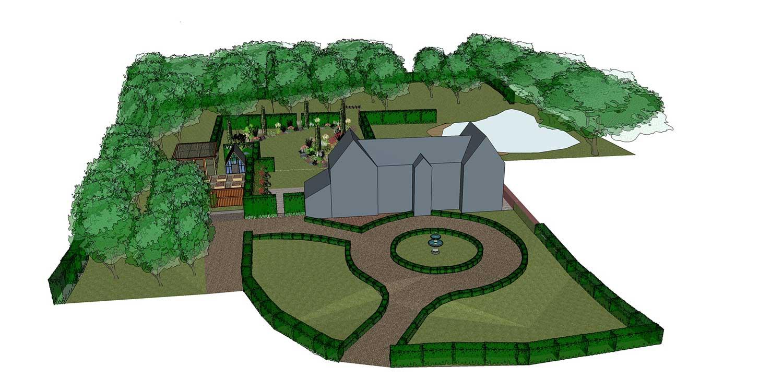 Garden Ideas And Design Blog Hornby Garden Designs