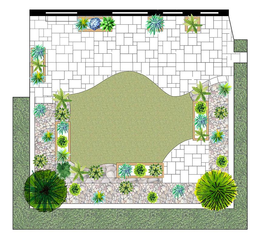 Hornby Garden Designs