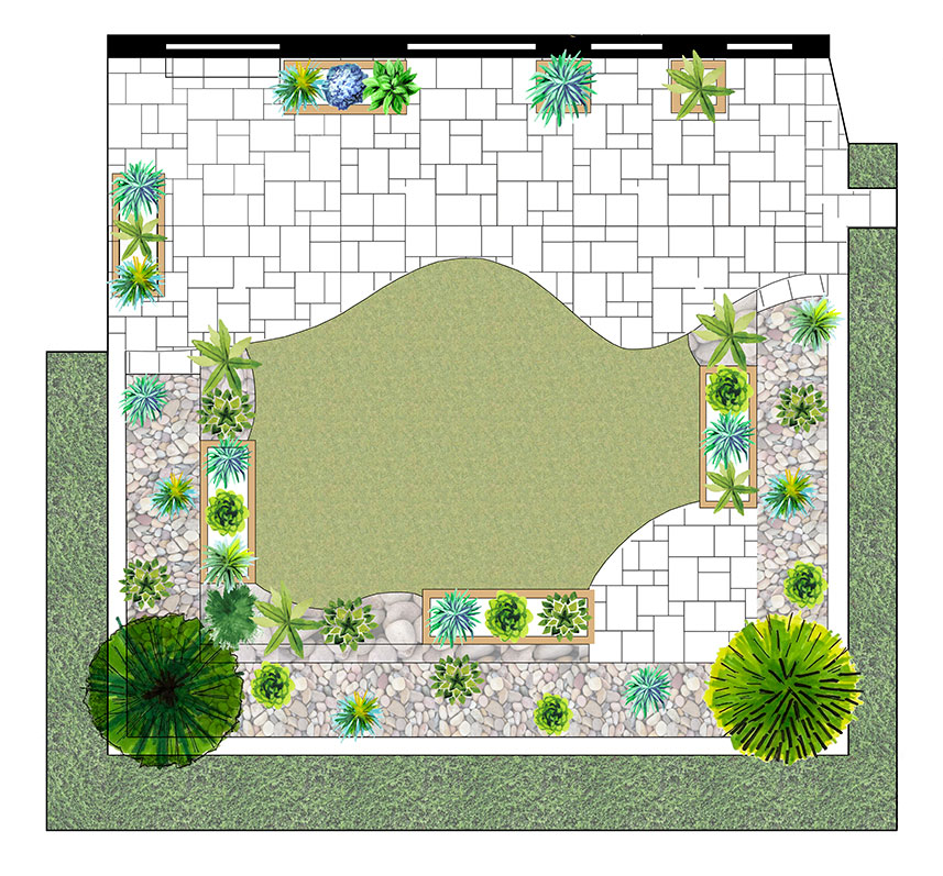 Small Garden Ideas Hornby Garden Designs Small Garden Design