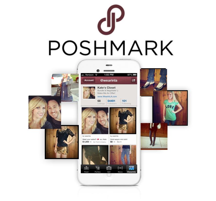 The Gathered Lady - Blog - The Wonderful World of Poshmark