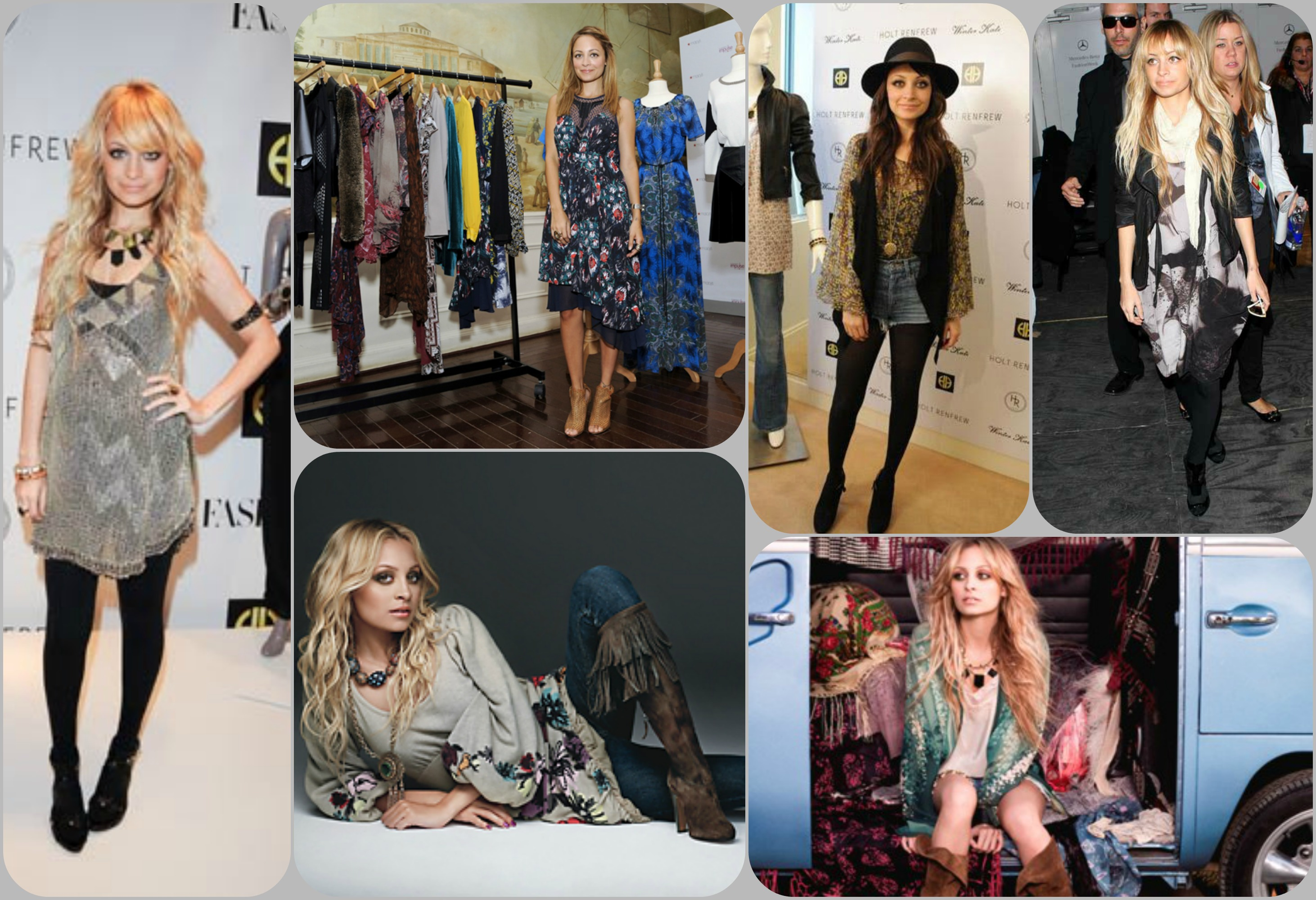... Lady - Blog - How to rock Earthy and Bohemian Style: Boho Chic