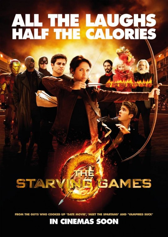 The Starving Games (2013) Jocurile Foamei Online Gratis Subtitrat