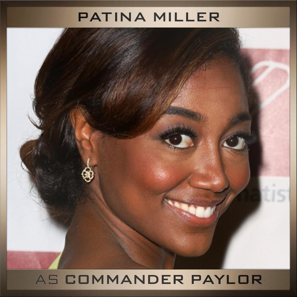 Patina Miller Imdb Patina Miller Has Been Cast as
