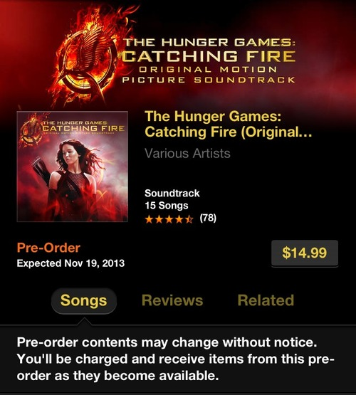 The Hunger Games: Catching Fire - Amazon.com: Online ...