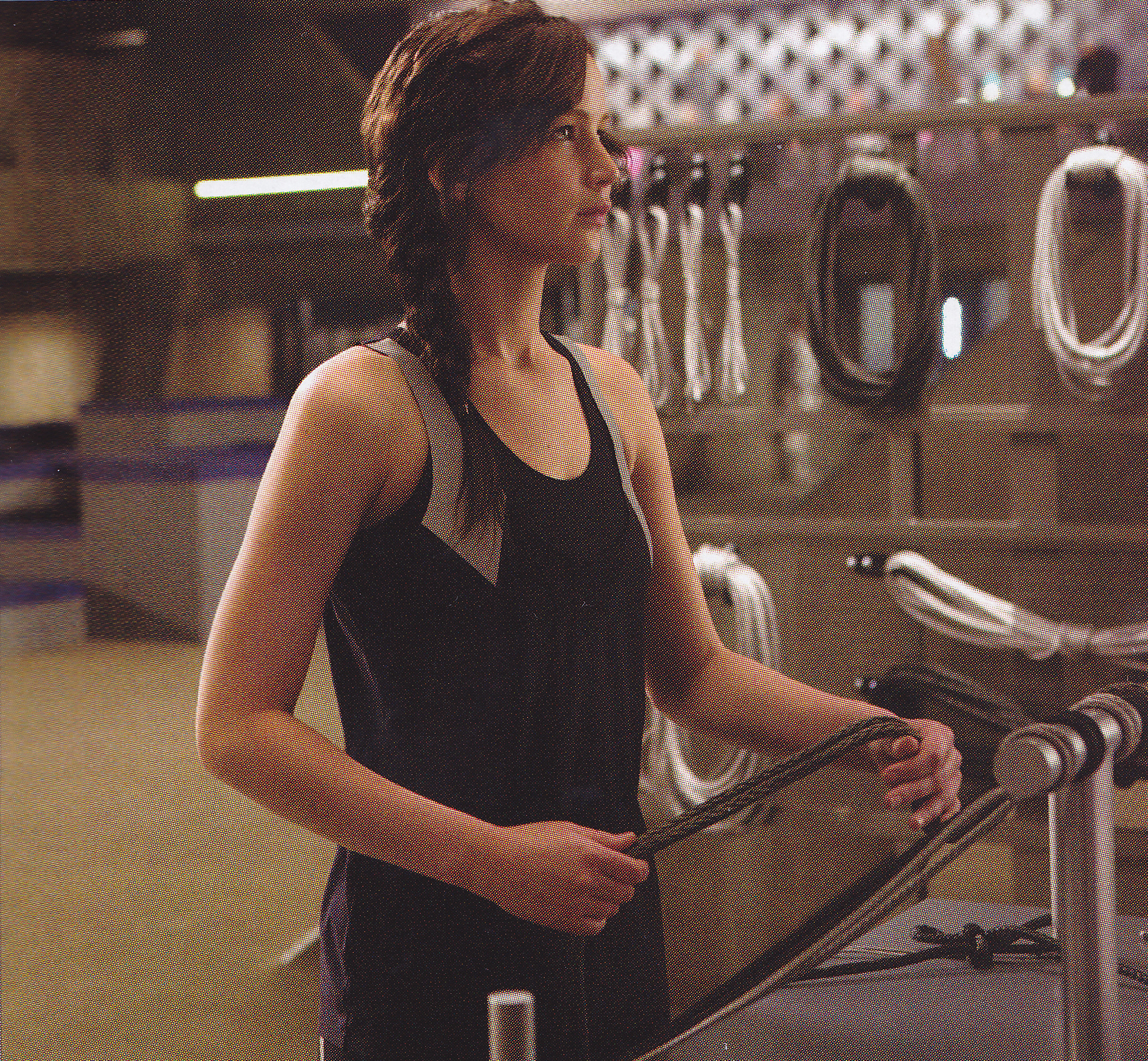 Scans From The Catching Fire Ilrated Movie Companion
