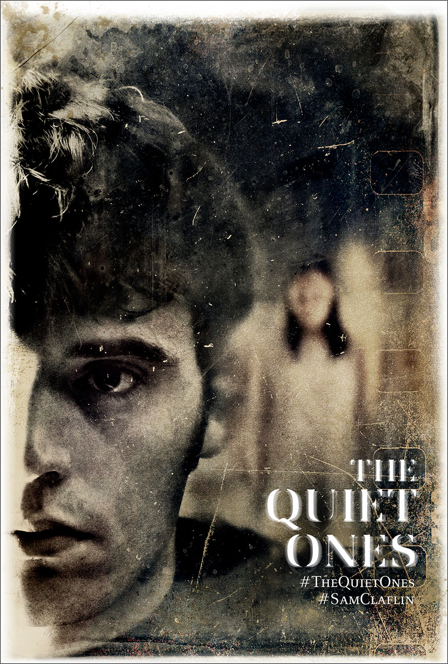Sam Claflin Will Promote 'The Quiet Ones' in Los Angeles ...