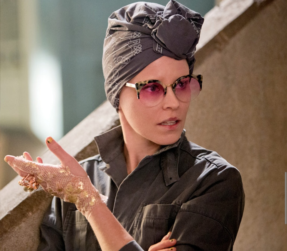New Still of Elizabeth Banks as Effie Trinket in ...  New Still of El...