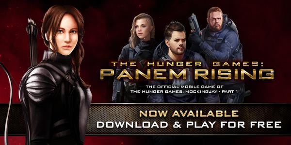 download hunger games: panem run free (android)