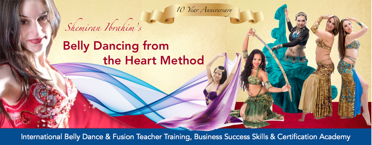 Belly Dancing from the Heart Method