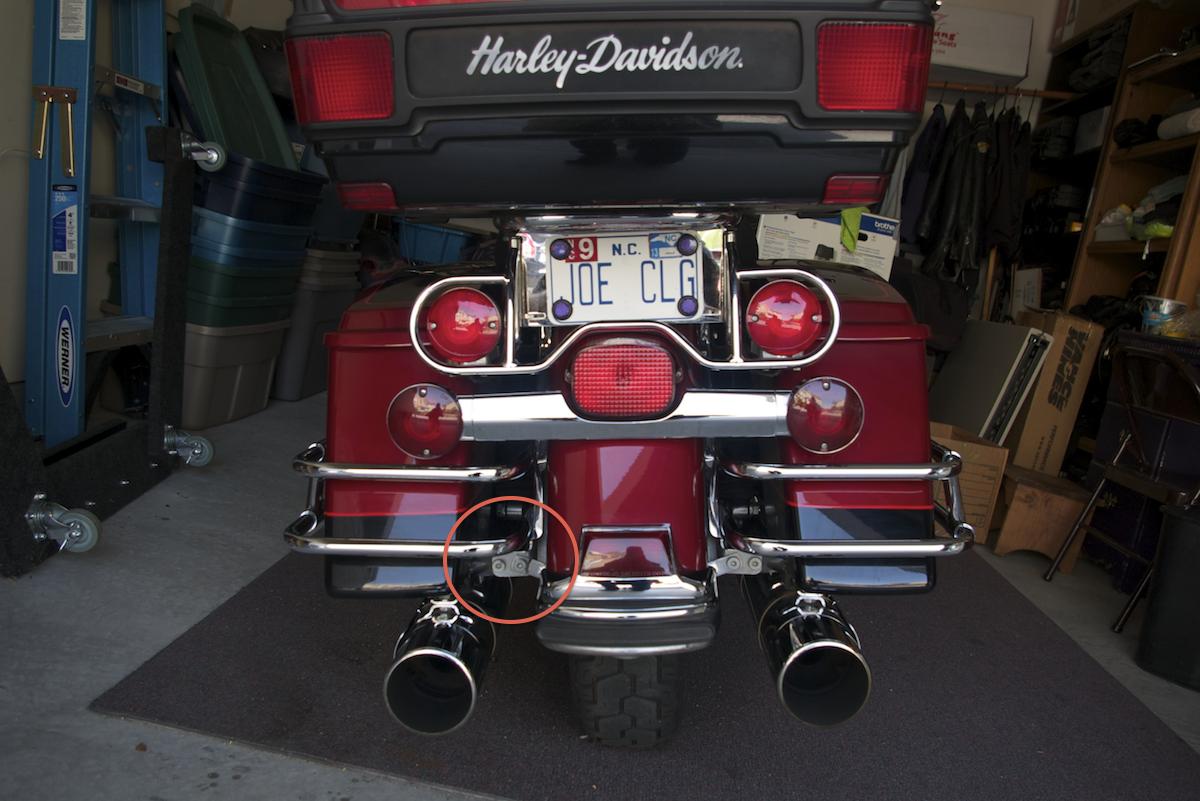 82,500-mile single motorcycle trip