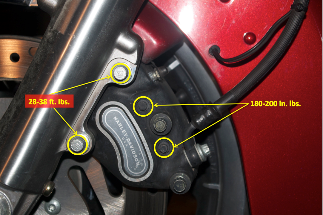 How Often To Change Brake Pads >> The Long Rider - The Long Rider - Torque wrenches