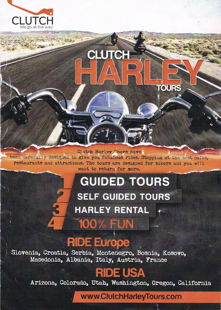 British Motorcycle Tours Europe