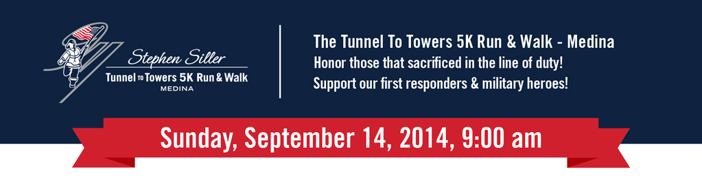 Tunnel to Towers Medina OH