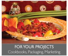 cookbook photographers