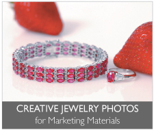 Jewelry Photography Services