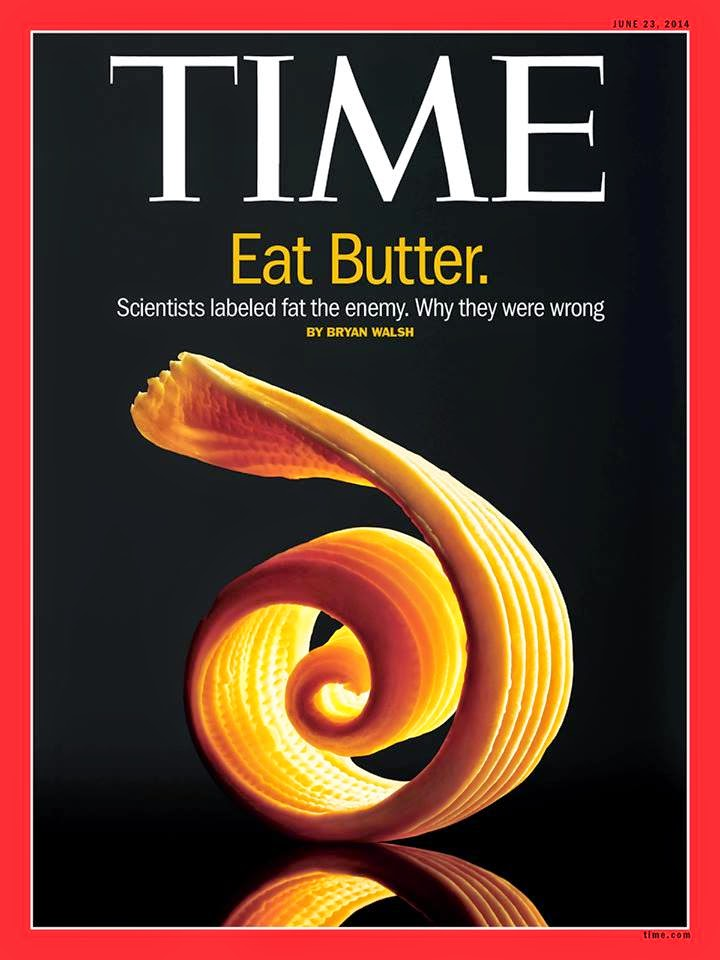 plantpositive - Blog - How Time Magazine Sacrificed Its Standards to Promote Saturated Fat