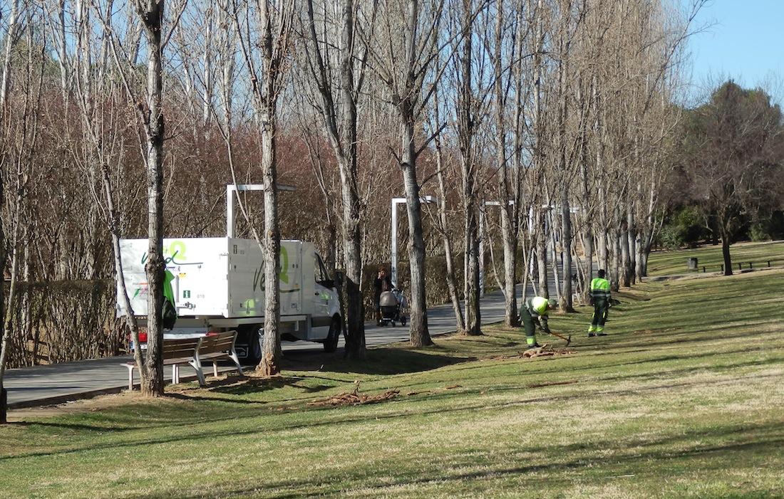 Tma noticias espais verds cuidar de los jardines for Jardineria sant cugat