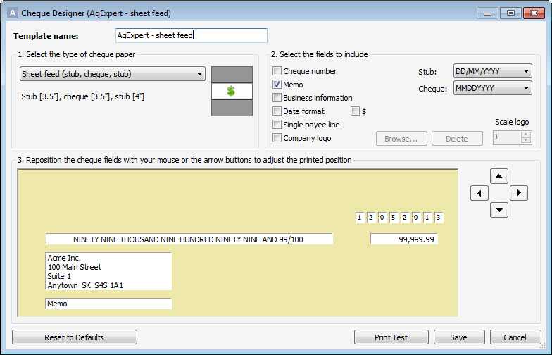 Set-up and creating data files - FCC AgExpert Community