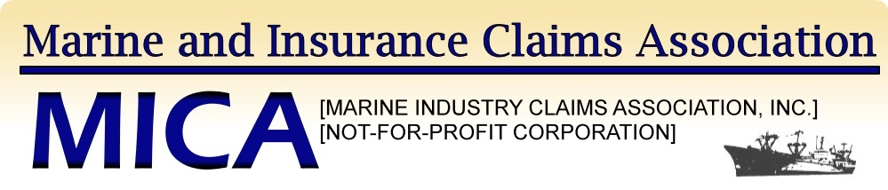 Marine Insurance and Claims Association - MICA